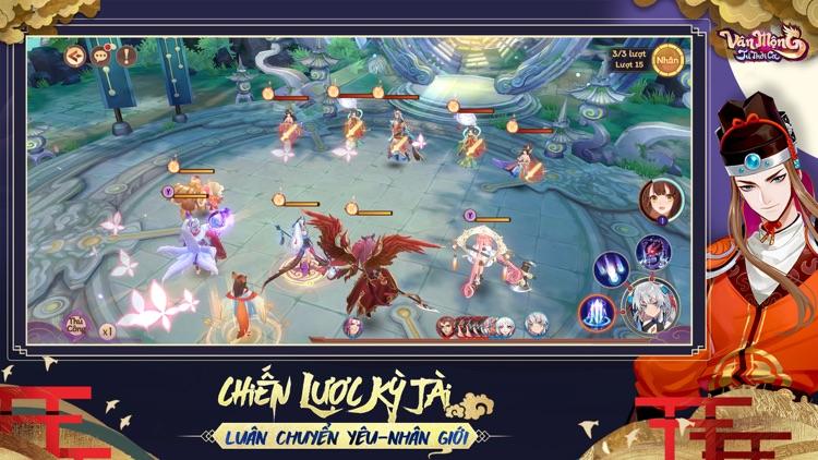 Vân Mộng Tứ Thời Ca screenshot-4