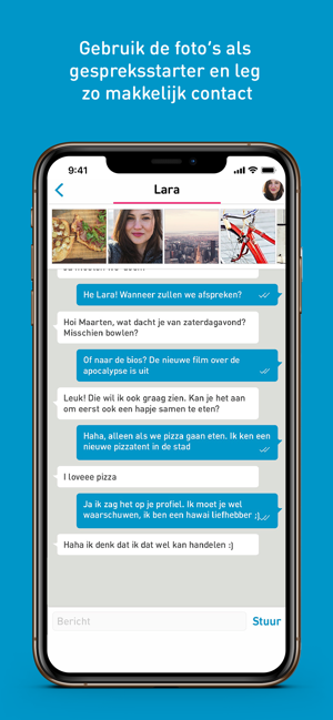 Zwarte dating apps