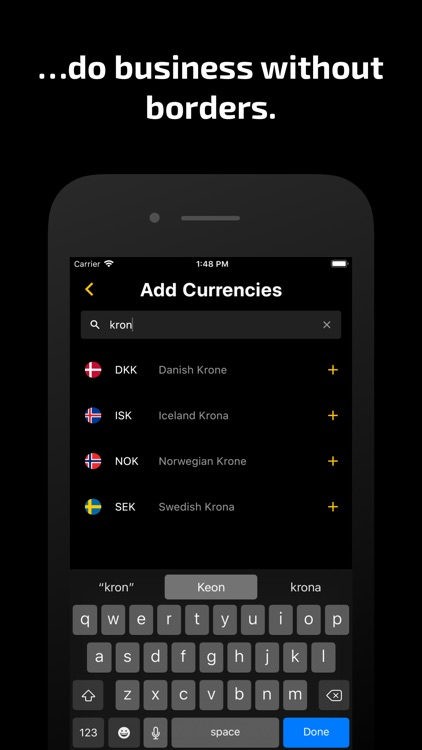 Concurrency Currency Converter screenshot-4