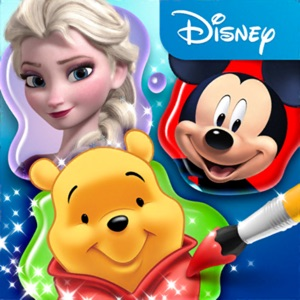 Disney Coloring World download