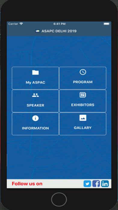 FIDIC ASPAC 2019 Conference Screenshot
