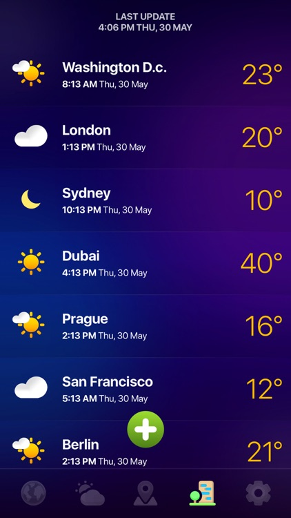 WEATHER NOW daily forecast app screenshot-9