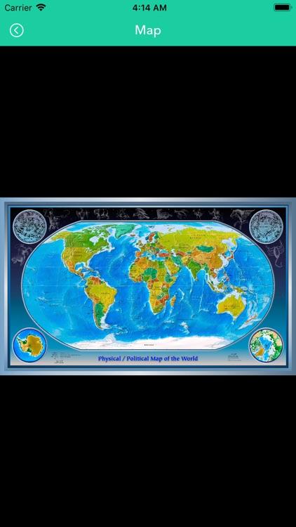 World Map Atlas 2020 screenshot-8