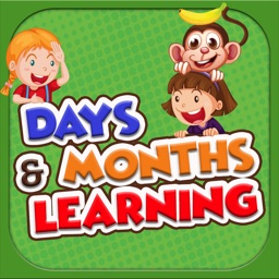 Learning Days Of Week & Months