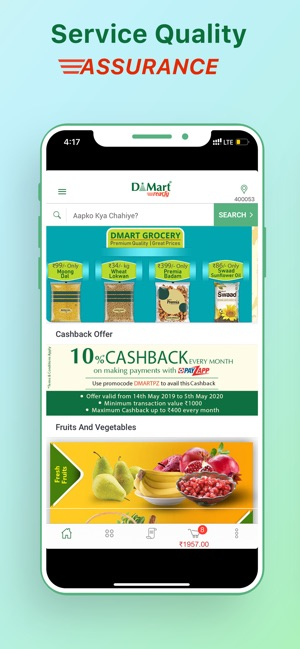 Dmart Ready Online Groceries On The App Store