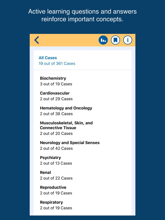 First Aid Cases - USMLE Step 1 | App Price Drops