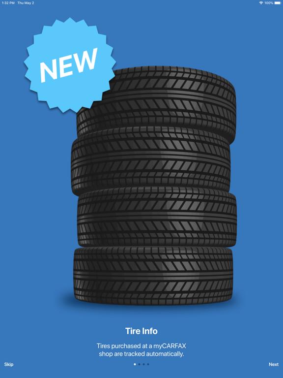 Free Car Maintenance - myCARFAX Service History screenshot