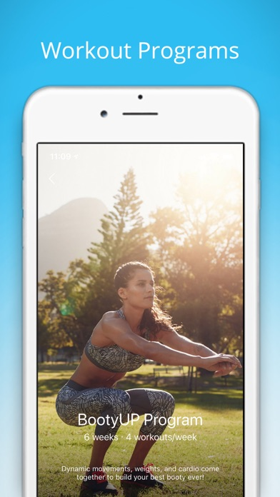 PumpUp Home Workouts & Fitnessのおすすめ画像1