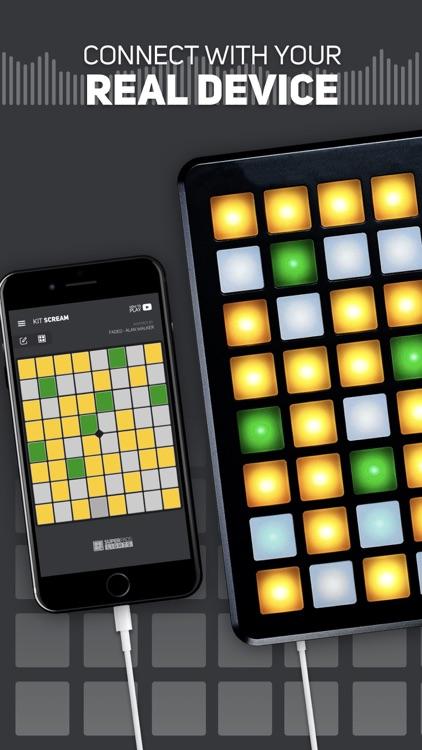 SUPER PADS LIGHTS - Be a DJ screenshot-5
