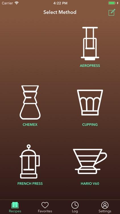 coffee.cup.guru screenshot-3