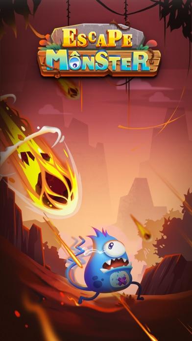 Escape Monster : Canyon Crush