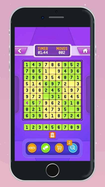 Classic Sudoku 2 Puzzle Game