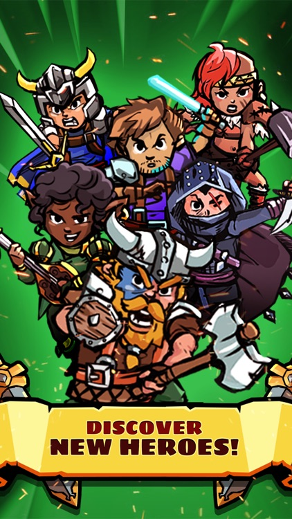 Battle Kingdom - Royal Heroes screenshot-5