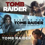 Tomb Raider Origin Trilogy