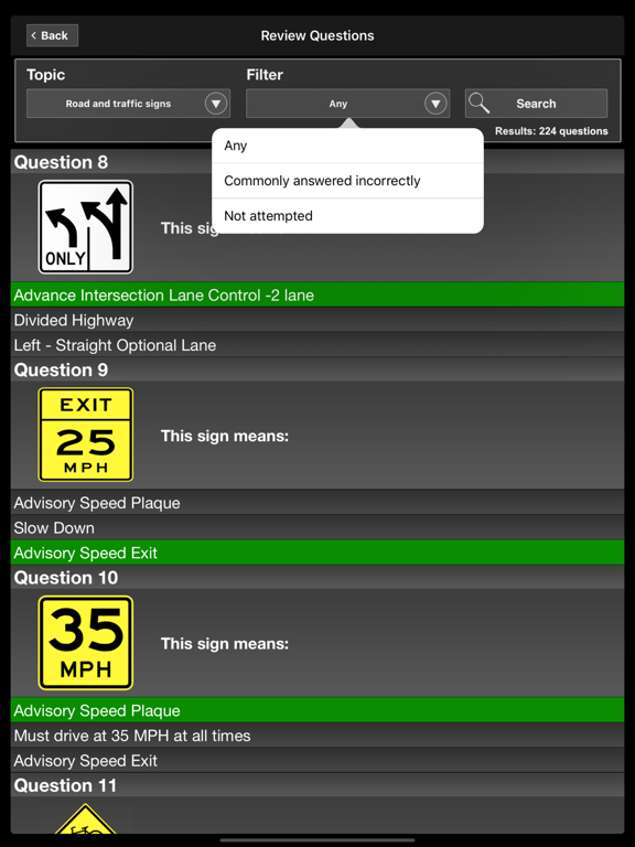 DMV Motorcycle Permit Test US by Iteration Mobile S L (iOS