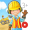 App Icon for Tiny Builders - voor kids! App in Belgium IOS App Store