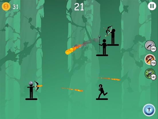 Лучник 2: Clash bowman action на iPad