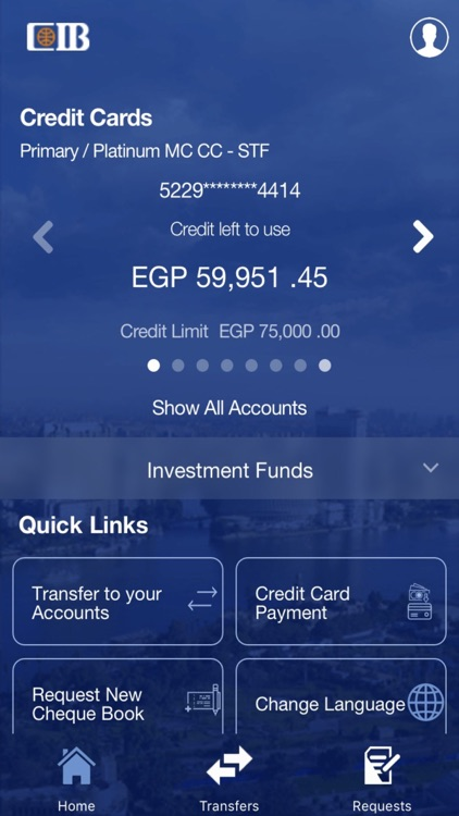 CIB Egypt Mobile Banking