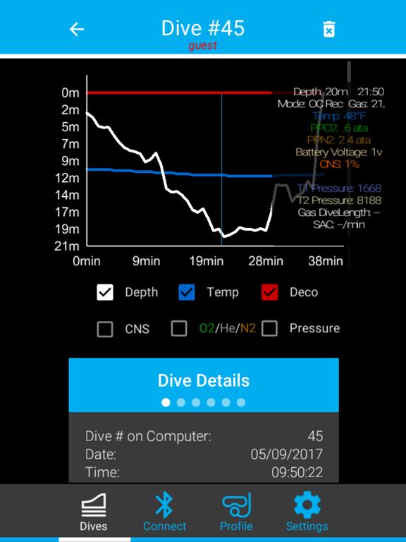 Screenshot #4 pour Shearwater Cloud