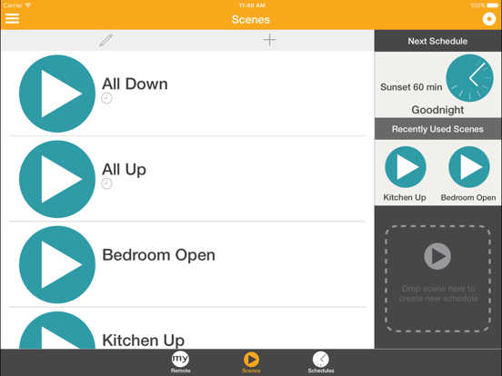 Somfy myLink by Somfy Systems, Inc (iOS, United States