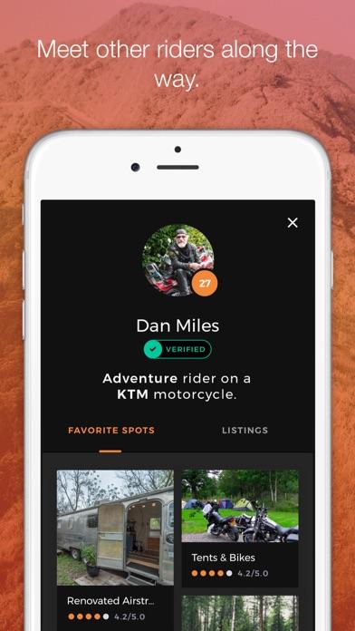 BikerBuddy screenshot
