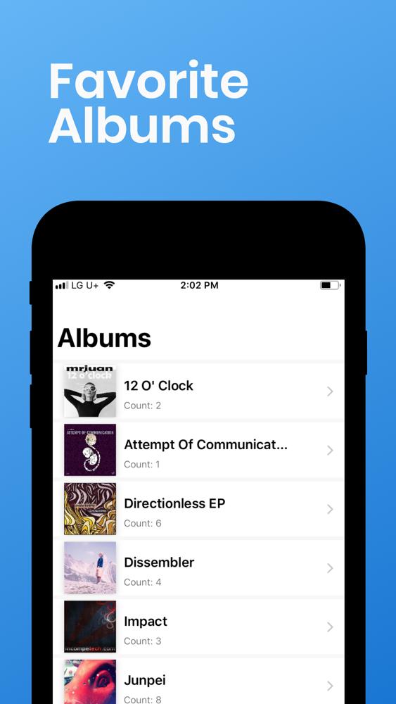 Offline Music Player App