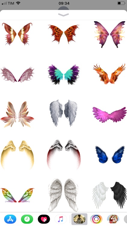 Wings and Light Rays - Pack