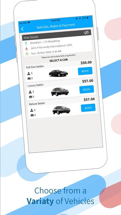 Carmel - Car, Taxi & Limo screenshot-5