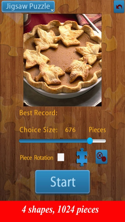 Desserts Jigsaw Puzzle
