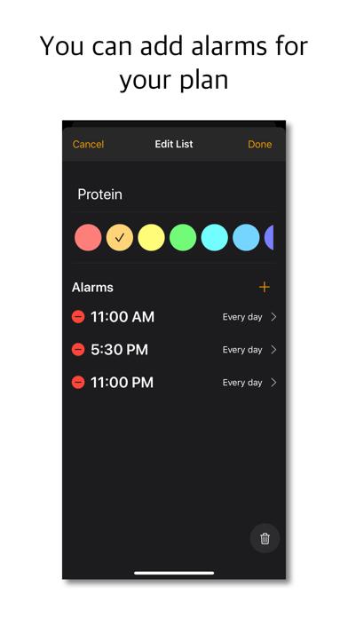 Pitcher - Convenient To-do App screenshot 3