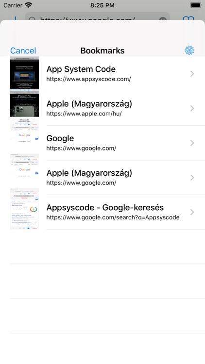 Web Page Screen Recorder screenshot-4