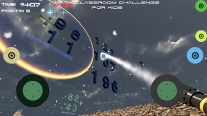 Screenshot from Math Classroom Challenge