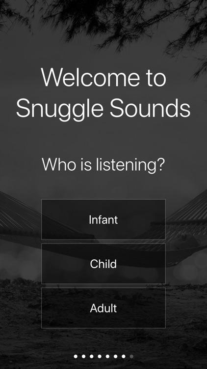 Snuggle Sounds screenshot-7
