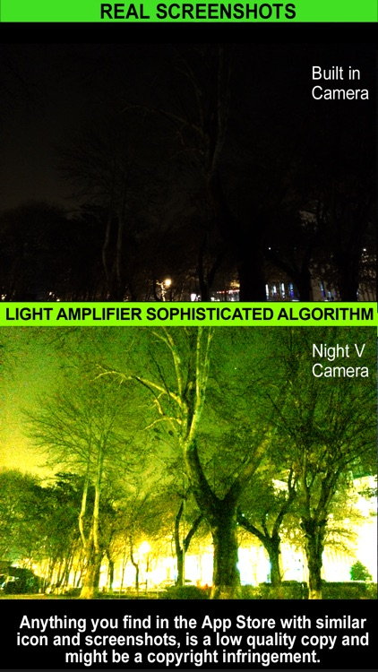 Night Vision (Photo & Video) screenshot-7