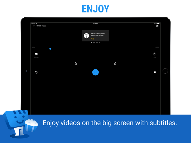 ‎Web Video Cast | Browser to TV Screenshot