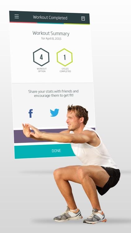 7 Minute Workout Fat Burner