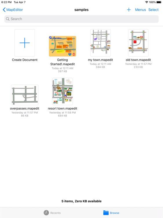 i Map Editor
