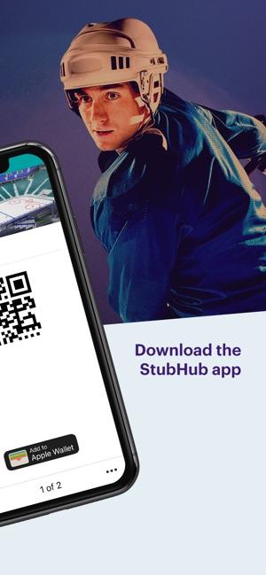 StubHub: Event Tickets on the App Store