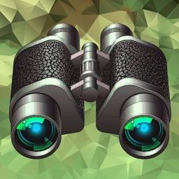 Military Binoculars Real Zoom