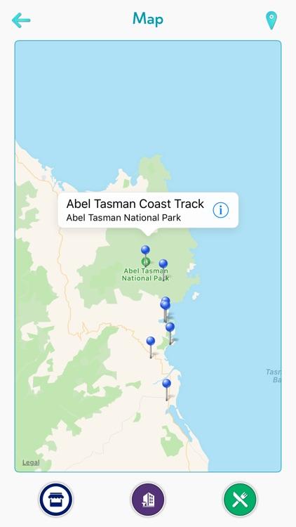 Abel Tasman National Park Tour screenshot-4