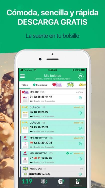 TL: Pronosticos y Lotenal screenshot-4
