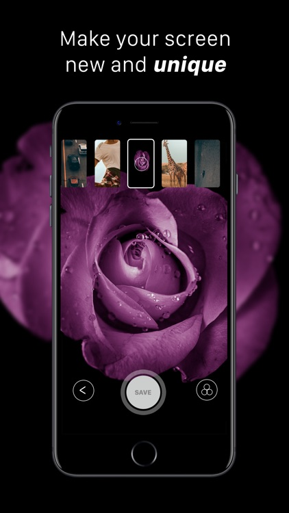 Live Wallpapers.
