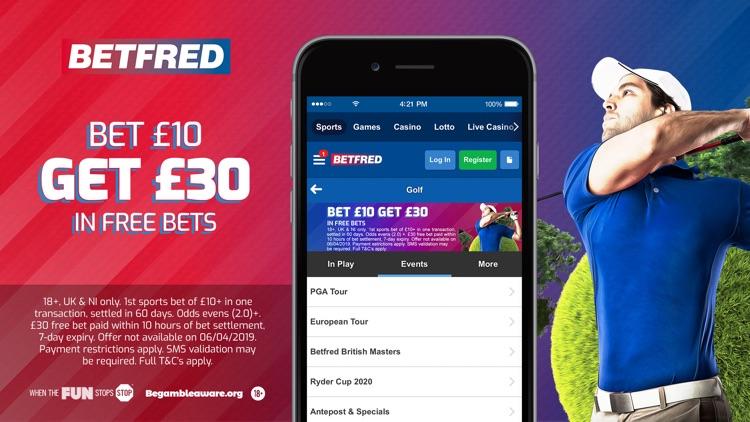 Betfred– Sports Betting & More screenshot-7