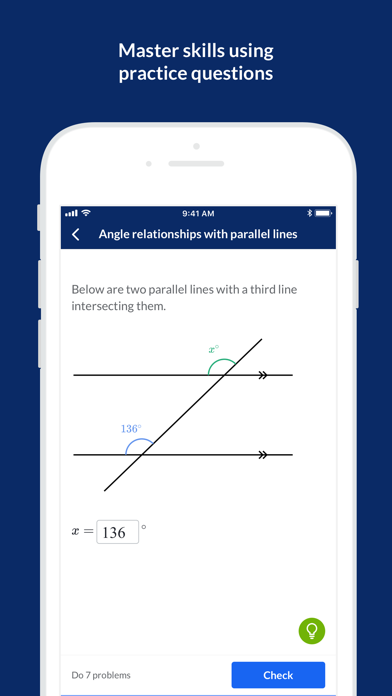 Screenshot for Khan Academy in United States App Store