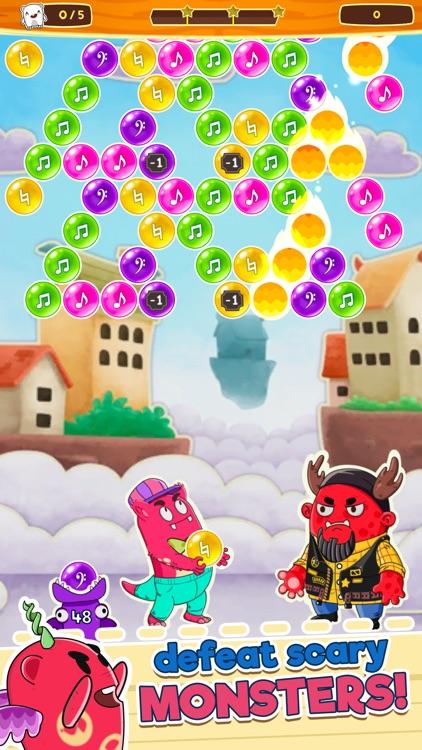 Halloween Games - Monster Pop screenshot-5