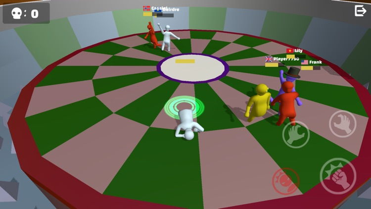 Gang Fight - Fun Beasts Party screenshot-3