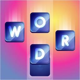 Word Matters - Falling Letters