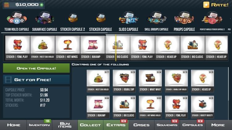 CS GO Case Simulator
