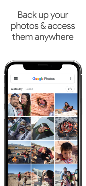 ‎Google Photos Screenshot
