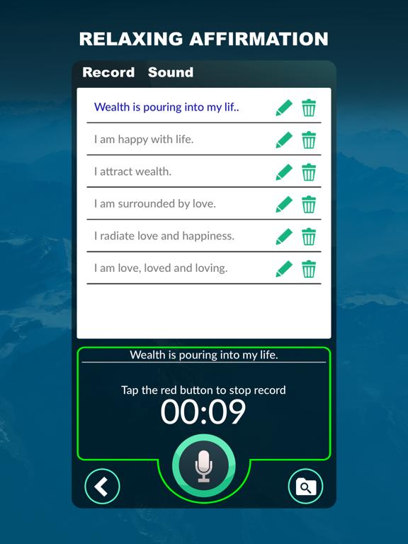 Positive Affirmations App screenshot 14